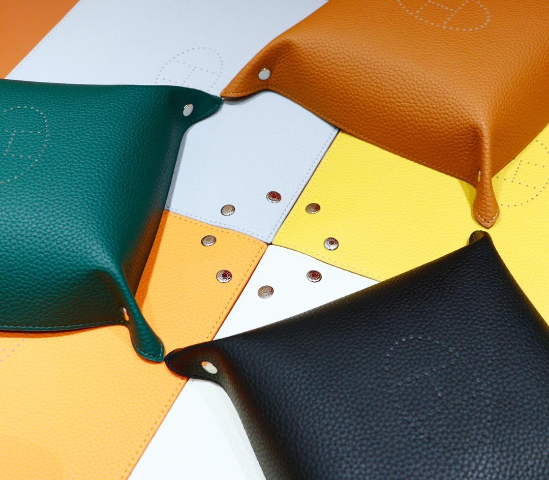 Hermès(爱马仕)新鲜出炉 饰品盒 收纳盒 多色选择
